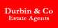Durbin & Co Estate Agents, Mountain Ash logo