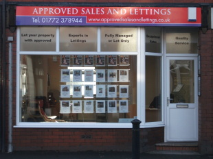 Approved Sales And Lettings , Prestonbranch details