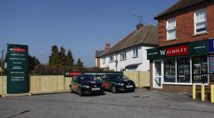 Walmsley Estate Agency, Woodley branch details