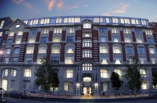 75 Leman Street by Berkeley Homes (Capital) Ltd, Leman Street,