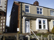 semi detached house in Hartley Street...