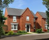 4 bed new house in Knowle Lane, Knowle...