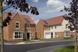 Kings Down by David Wilson Homes, Bath Road,