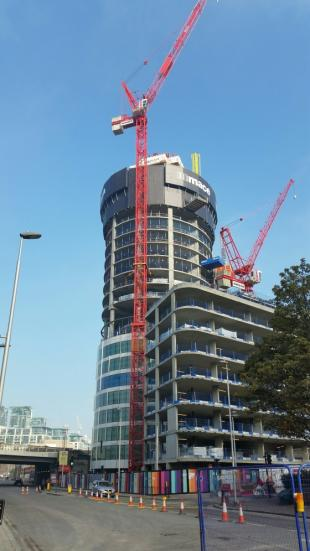property for sale in Skygardens, Nine Elms, Vauxhall, SW8