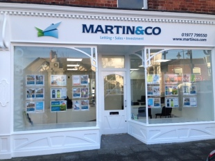 Martin & Co, Pontefract - Lettings & Salesbranch details