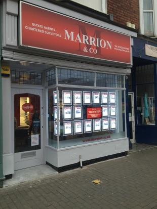 Marrion & Co, Bloxwich - Lettingsbranch details