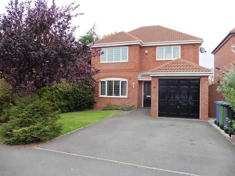 4 bedroom detached house for sale in chirk drive for Koi pool thornton cleveleys