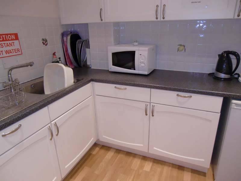Communal Kitchen Facilities