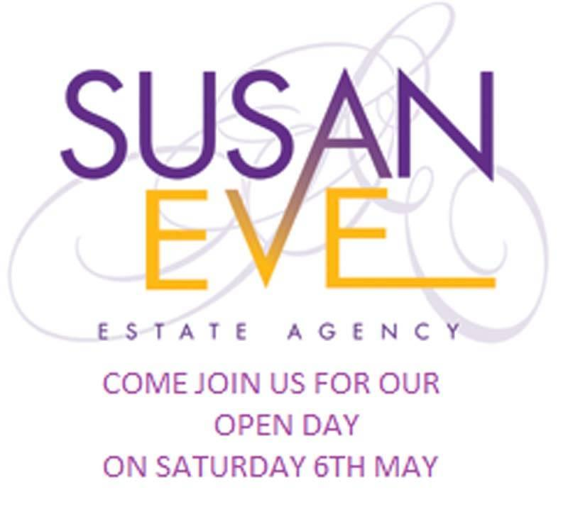 Open Day Saturday 6th May