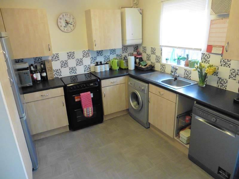 Modern Dining Kitchen