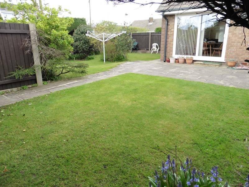 Private Side & Rear Gardens