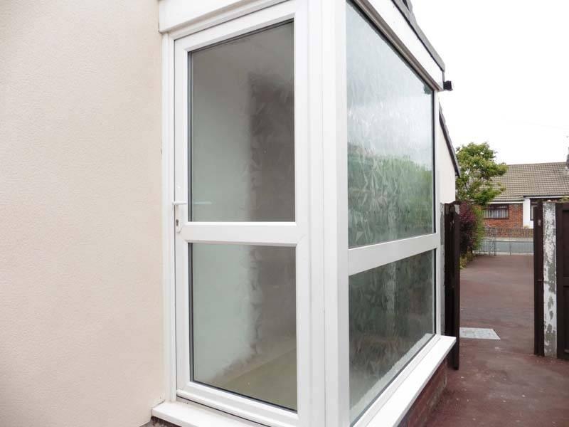 External Porch/Utility