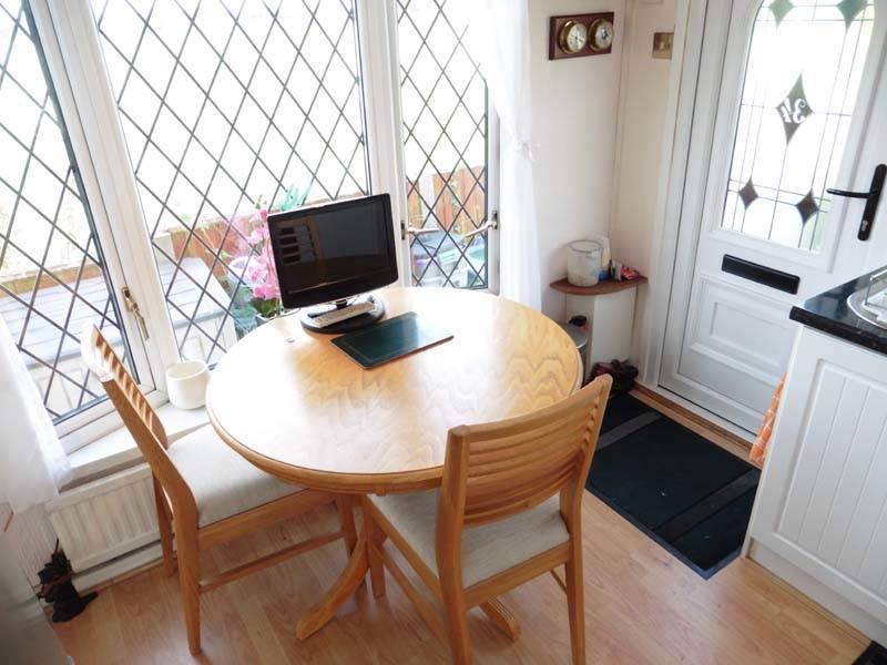 Entrance & Breakfast Kitchen