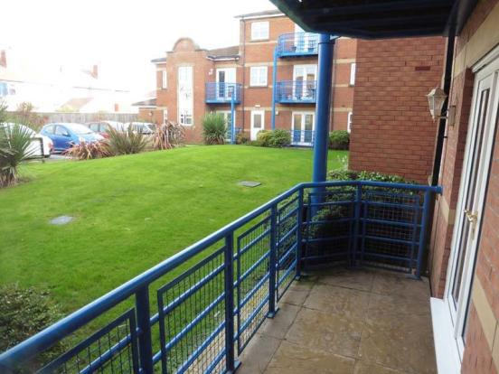 Apartment - Rear Facing Balcony