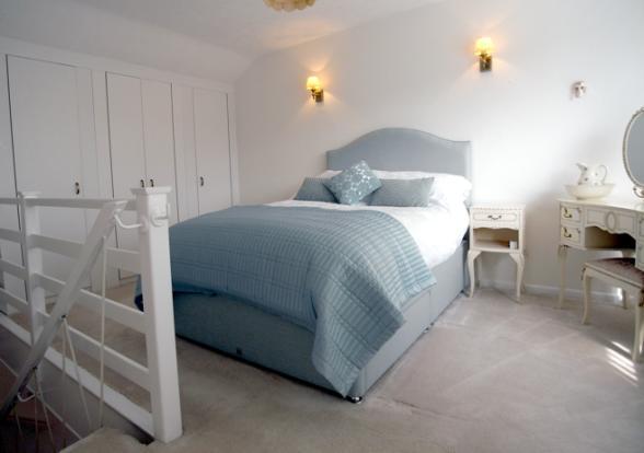 Big double bedroom