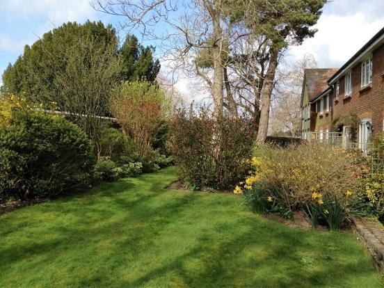 Gardens in Spring