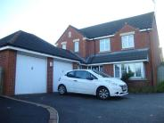 4 bedroom Detached property for sale in Coltsfoot Close...