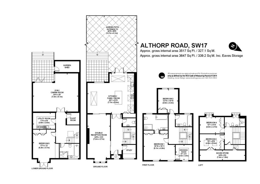 82361_2921171_FLP_00_0000_max_900x900 5 bedroom terraced house for sale in althorp road, wandsworth,Althorp House Floor Plan