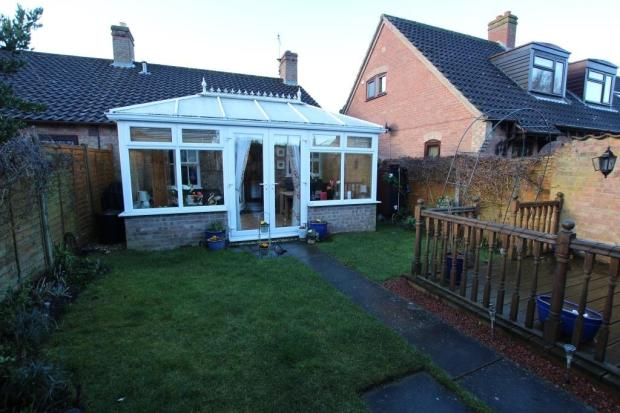 2 bedroom semi detached bungalow for sale in bell gardens