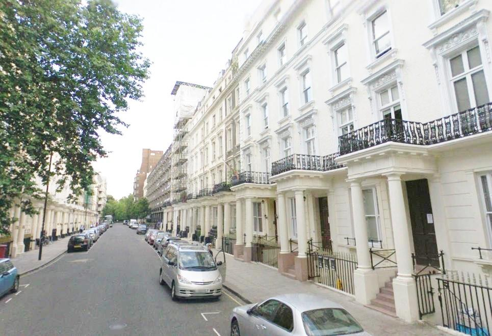 Studio flat to rent in queensborough terrace london w2 w2 for Queensborough terrace