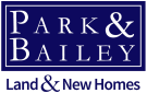 Park & Bailey, Land and New Homes branch logo