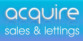Acquire Properties, Derby - Sales