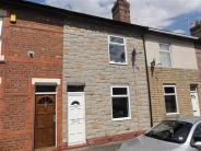 Terraced property in Sharp Street, Warrington