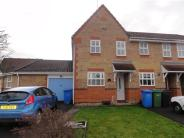 semi detached house in Park Road, Warrington