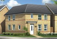 new property for sale in Sandlands Way Mansfield...
