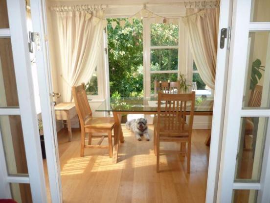 Garden Dining Room