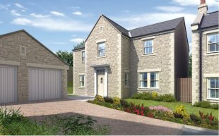 Centurion Park by Linden Homes North East, Haltwhistle,