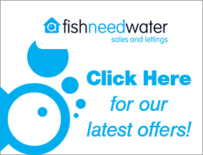 Get brand editions for Fish Need Water, London