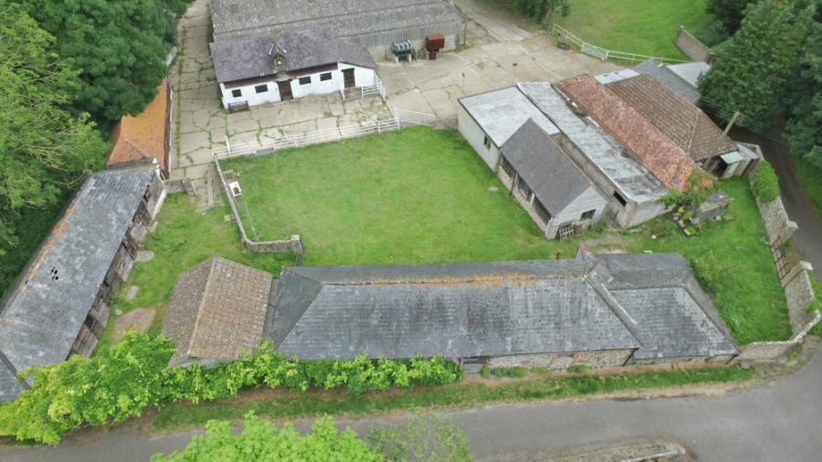 Yard & Buildings