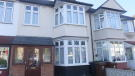 Terraced house in Cavendish Gardens...