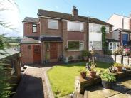 4 bed semi detached property in Ash Grove, Chinley...