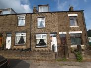 Terraced property in Portland Grove, Chinley...