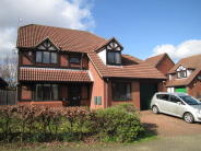 4 bed Detached property for sale in Paxton Crescent...
