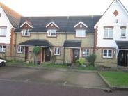 2 bed Terraced home to rent in Hartington Close...