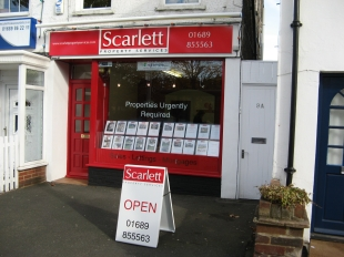 Scarlett Property Services, Farnboroughbranch details