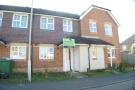 2 bed Terraced home to rent in GRICE CLOSE<br>...