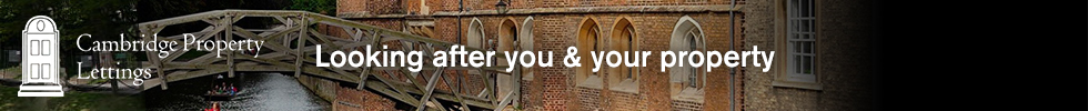Get brand editions for Cambridge Property Lettings, Cambridge