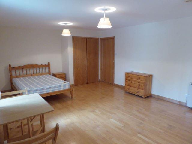 Open plan showing be