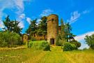 Castle in Panicale, Umbria, Italy for sale