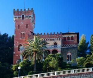 Castle in Varazze, Liguria, Italy for sale
