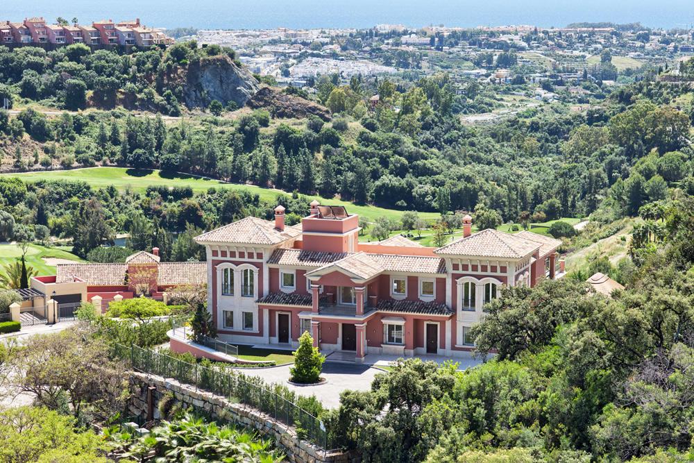 new development for sale in Benahavís, Málaga...