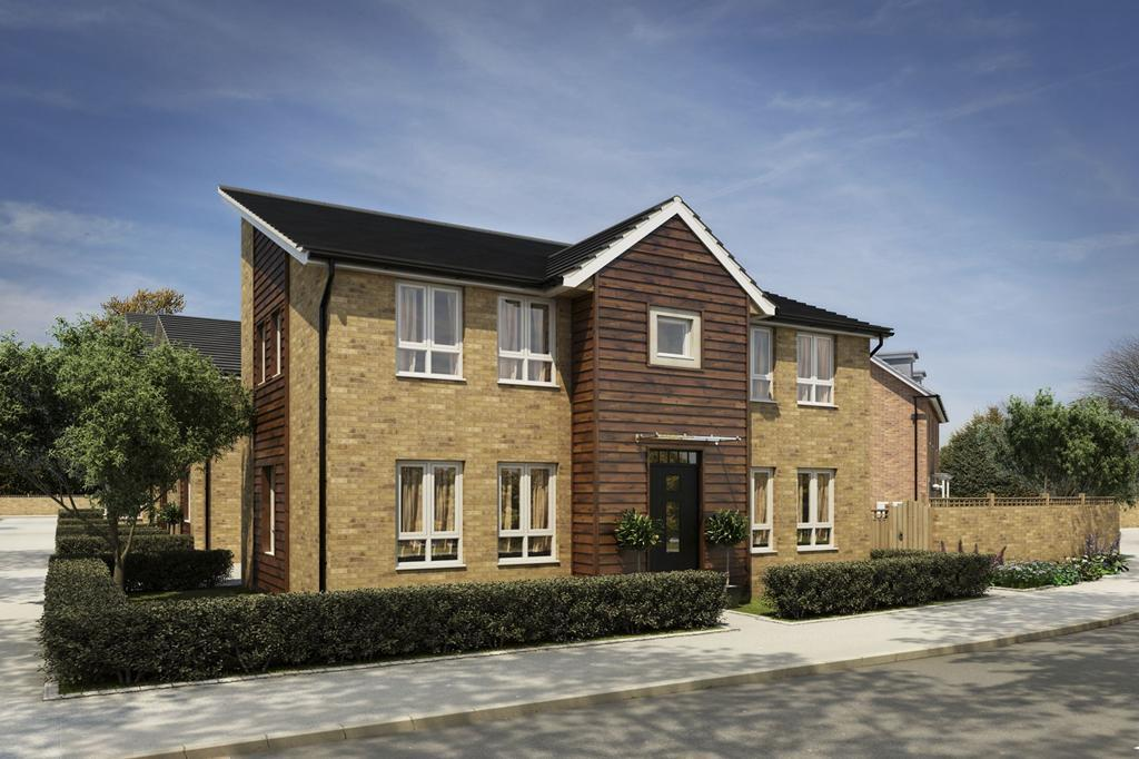 The Morpeth, Barratt Homes, Stratford Park