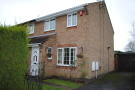 2 bedroom semi detached property for sale in Harlstone Court, Grimsby...