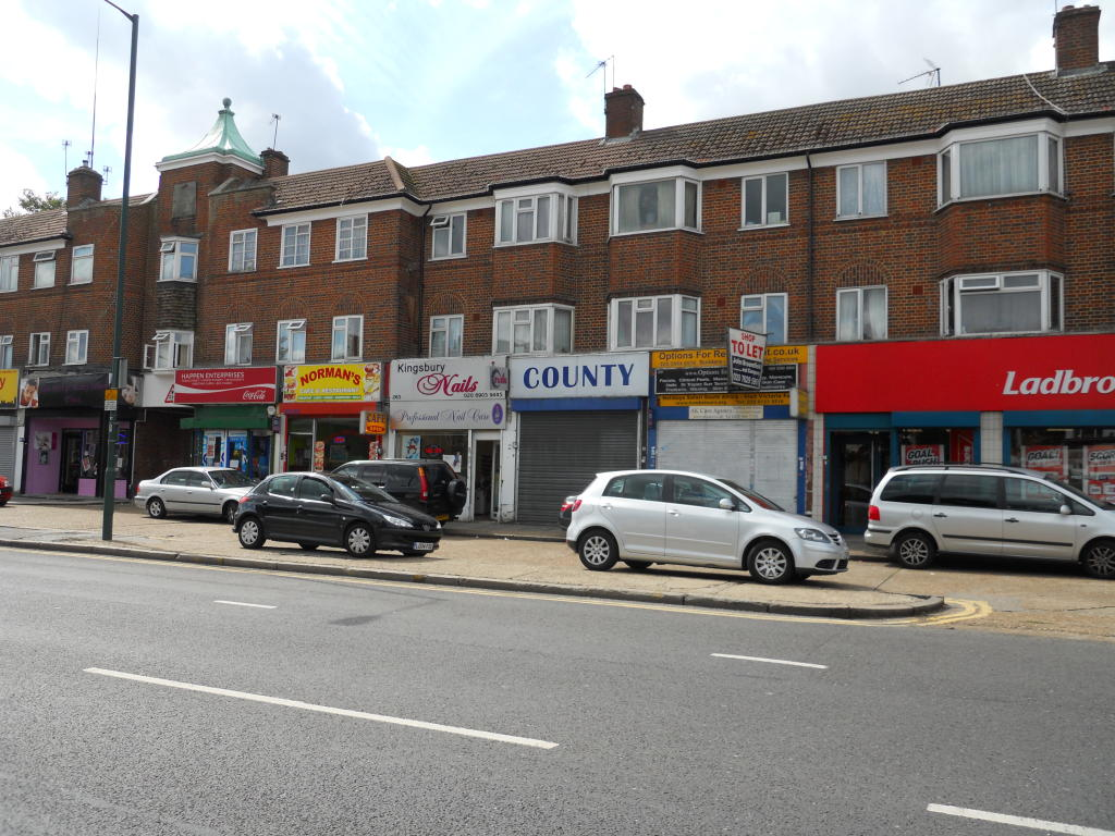 Commercial Property To Let Information