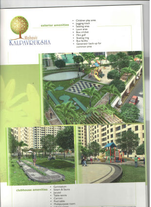 property for sale in Kasarvadvali, Ghodbunder Road, Thane w