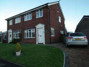 3 bed semi detached house in Talbot Drive, Briercliffe
